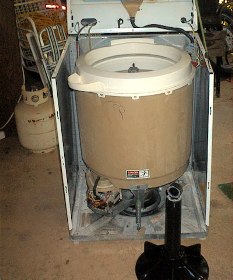 White Westinghouse Washing Machine Repair
